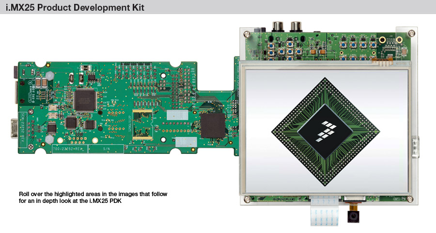 i.MX25 Product Development Kit thumbnail