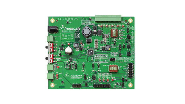 Evaluation Board - MC33907, Safe  DC/DC up to 800 mA thumbnail