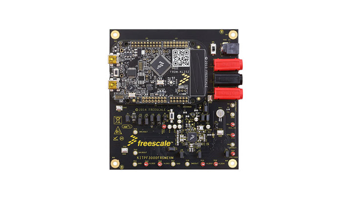 Evaluation Kit for PF3000/1 Power Management Integrated Circuit  thumbnail