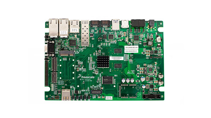 QorIQ<sup>&#174;</sup> LS1024A Reference Design Board thumbnail