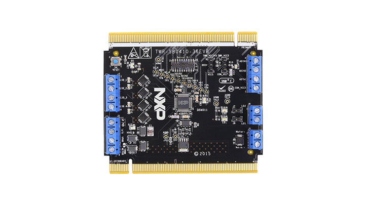 Tower Board - SB0410, Quad Valve/Pump Controller SoC thumbnail