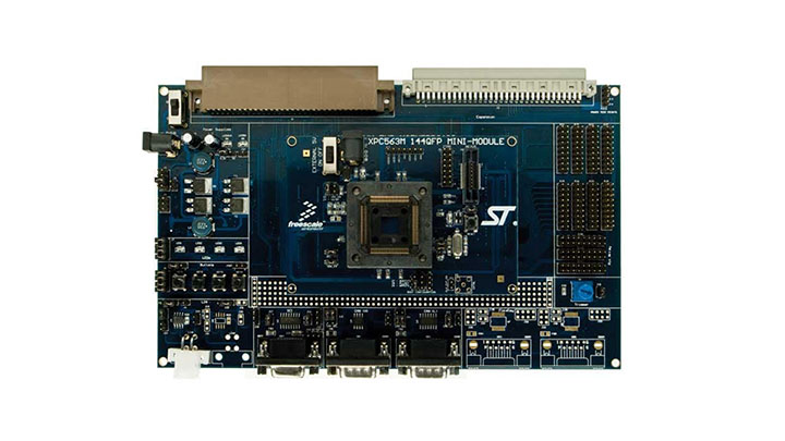 Evaluation System Supporting the NXP<sup&gt;&amp;#174;</sup&gt; MPC563xM thumbnail
