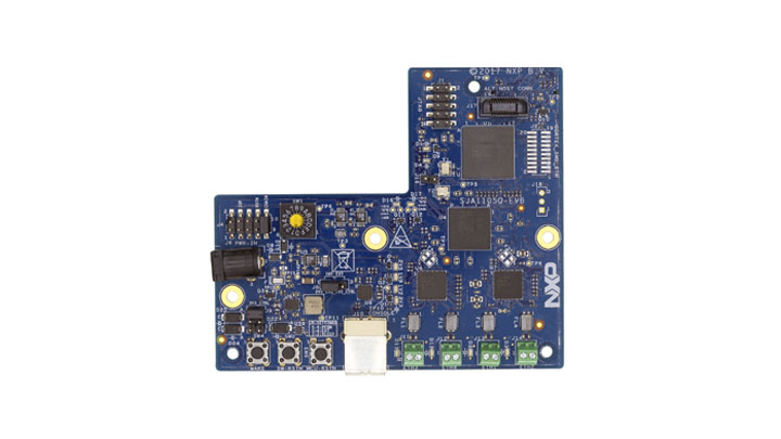Ethernet Switch & PHY Evaluation Board. thumbnail