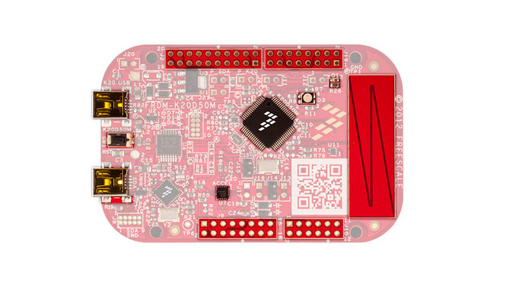 Freedom Development Platform for the Kinetis<sup&gt;&amp;#174;</sup&gt; K20 USB MCUs thumbnail