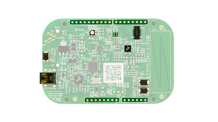 Freedom Development Platform for Kinetis<sup&gt;&amp;#174;</sup&gt; KL03 MCUs thumbnail