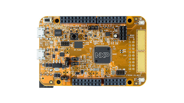 Freedom Development Board for Kinetis Ultra-Low-Power KL82 MCUs thumbnail