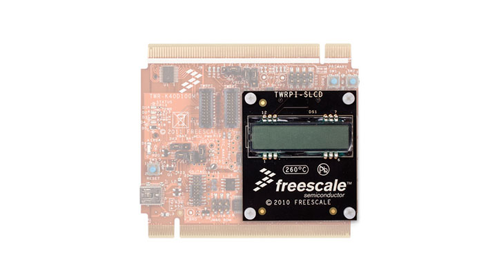 Kinetis K40 100 MHz Low-Power MCU Tower System Module thumbnail
