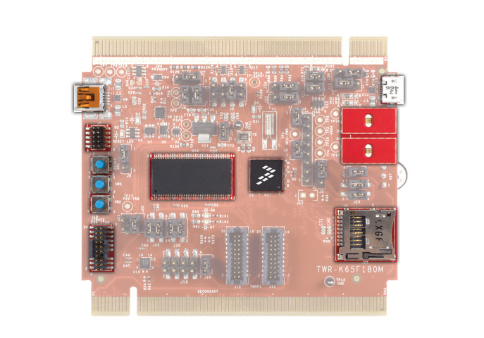 Kinetis K65 MCU Tower System Module for Kinetis K26, K65, and K66 MCUs thumbnail