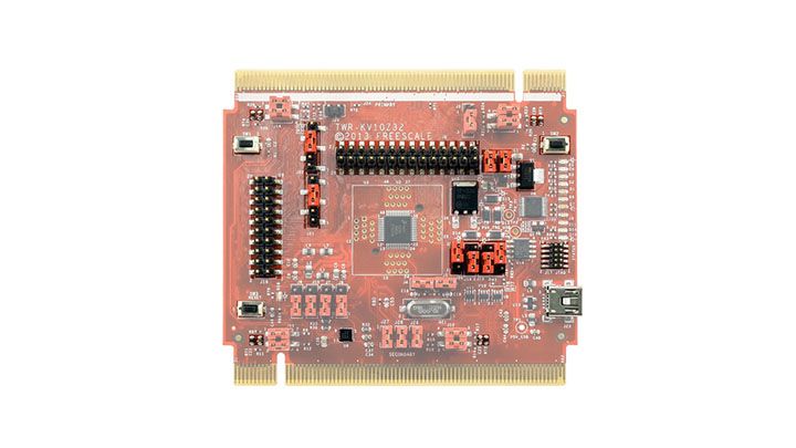 Kinetis<sup&gt;&amp;#174;</sup&gt; KV1x Family Tower System Module thumbnail