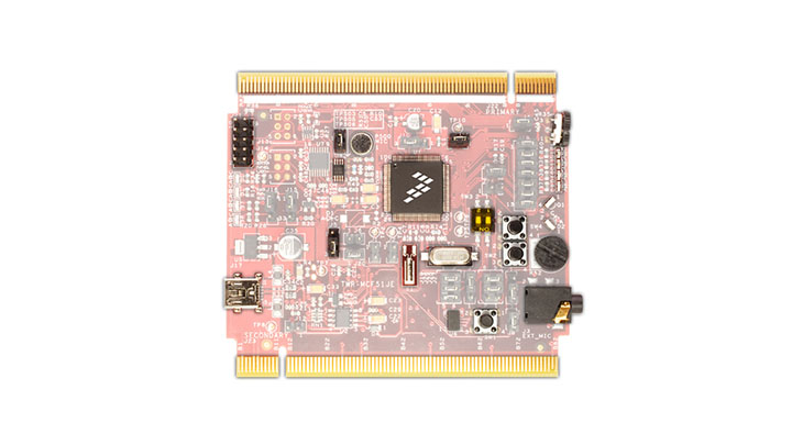 ColdFire Flexis MCF51JE Low-Power USB Tower System Module thumbnail