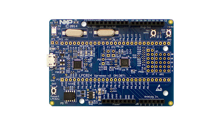 LPCXpresso824-MAX Board for LPC82x family MCUs thumbnail