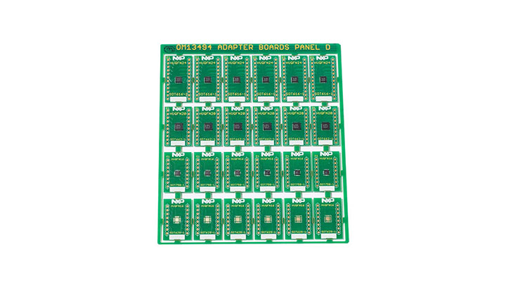 Surface Mount to DIP Evaluation Board thumbnail