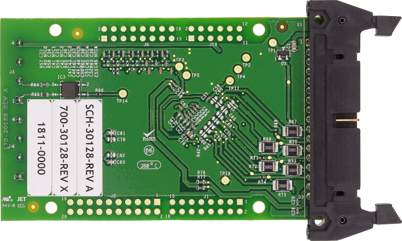 Evaluation Board for MC33772 with Isolated Daisy Chain Communication thumbnail