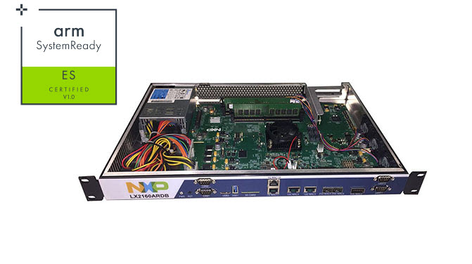 Layerscape LX2160A Reference Design Board thumbnail
