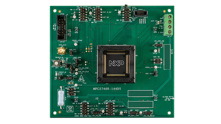 MPC5746R Motherboard and Adapters thumbnail