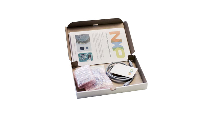 NHS3100 Starter Kit for Temperature Monitoring thumbnail