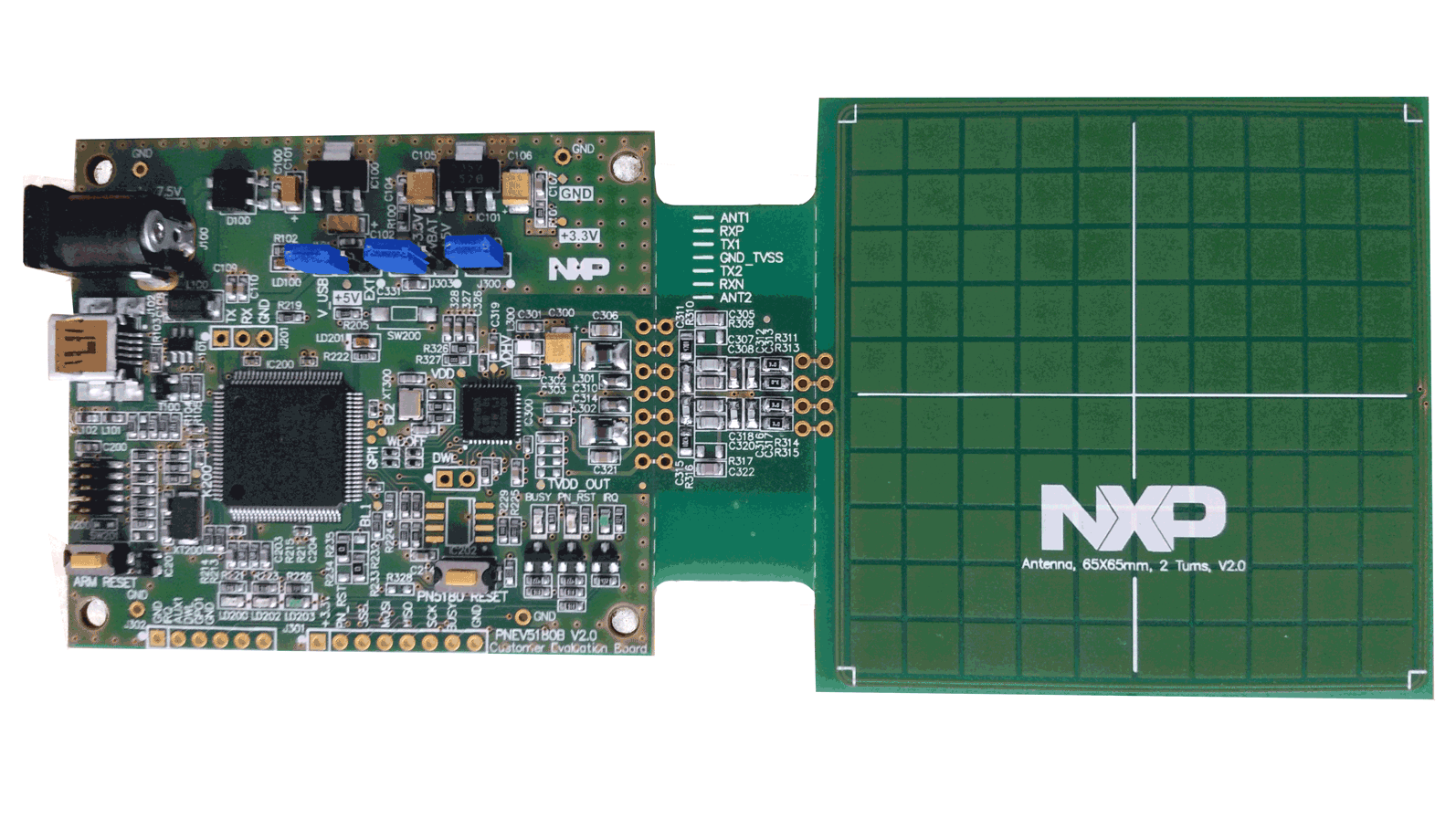PN5180 NFC Frontend Development Kit for POS Terminal Applications  thumbnail