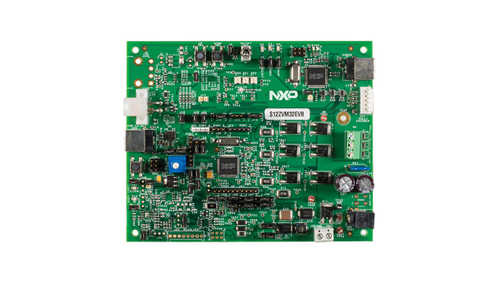S12ZVM32 Evaluation Board   thumbnail