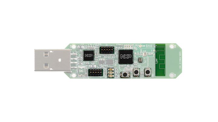 Bluetooth Low Energy/IEEE<sup>&#174;</sup> 802.15.4 Packet Sniffer/USB Dongle thumbnail