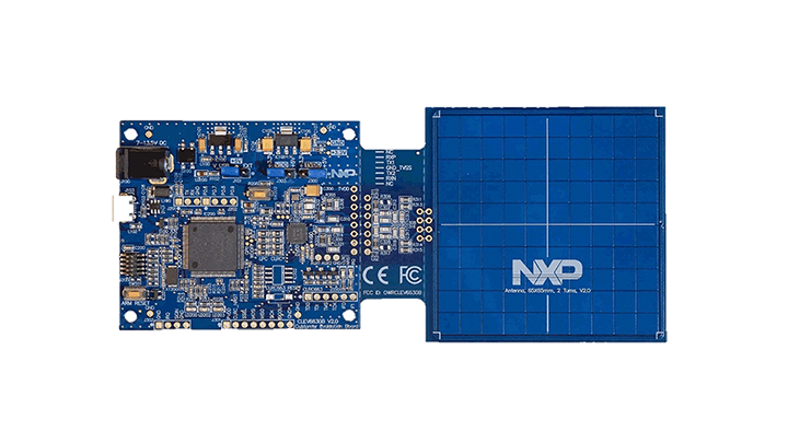 CLRC663 <i>plus</i> NFC Frontend Development Kit for Access Management Applications thumbnail