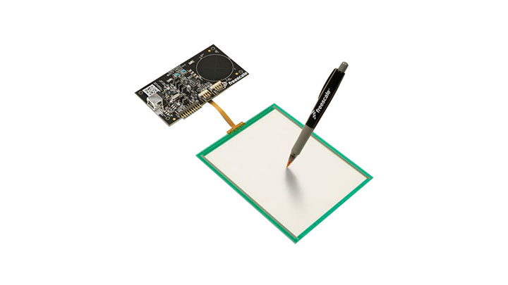 Touch-Sensing Platform Evaluation Board thumbnail