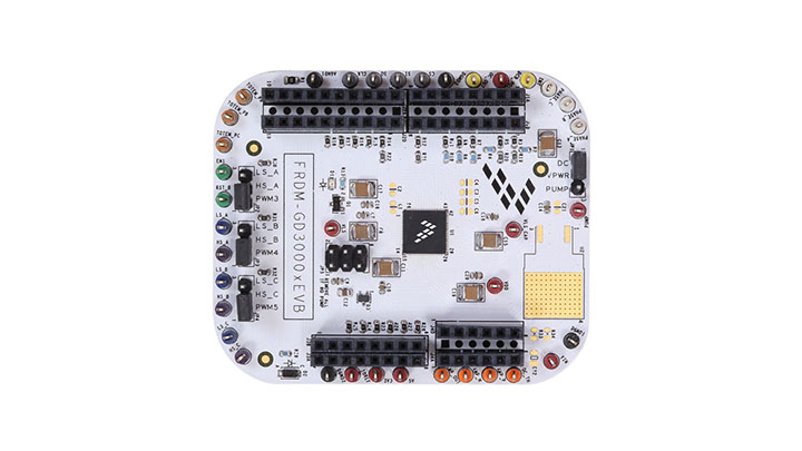 Freedom Expansion Board for GD3000 - BLDC Motor Pre-Driver thumbnail