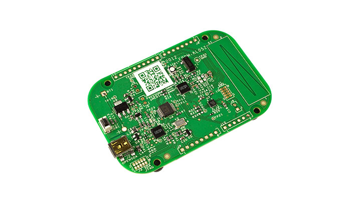 Freedom Development Platform for the Kinetis<sup&gt;&amp;#174;</sup&gt; KL05 and KL04 MCUs thumbnail
