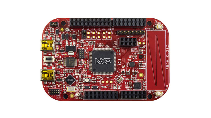 Freedom Development Platform for Kinetis<sup>&#174;</sup> KL28MCUs thumbnail
