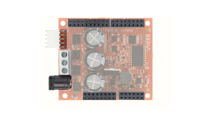 NXP<sup&gt;&amp;#174;</sup&gt; Freedom Development Platform for Low-Voltage, 3-Phase PMSM Motor Control thumbnail
