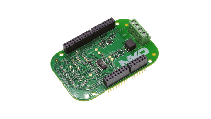 Evaluation Board for MC33664ATL Isolated Network High-Speed Transceiver thumbnail