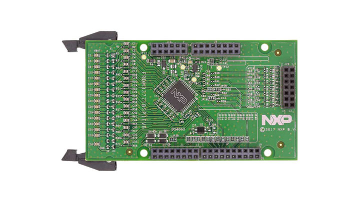 Evaluation board for MC33771 with SPI Communication thumbnail