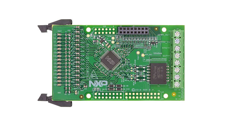 Evaluation board for MC33771 with Isolated Daisy Chain Communication thumbnail