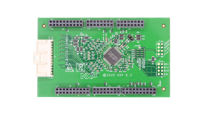 Evaluation Board for MC33771C with SPI Communication thumbnail