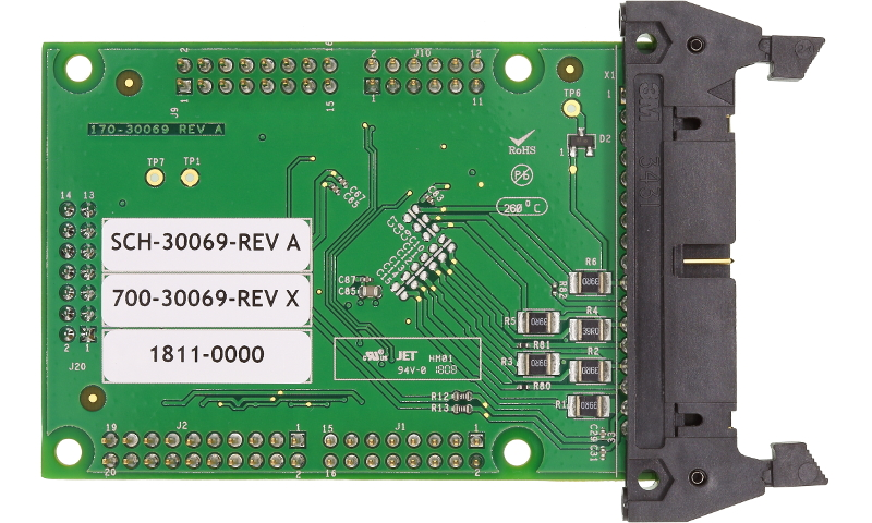 Evaluation Board for MC33772 with SPI Communication thumbnail