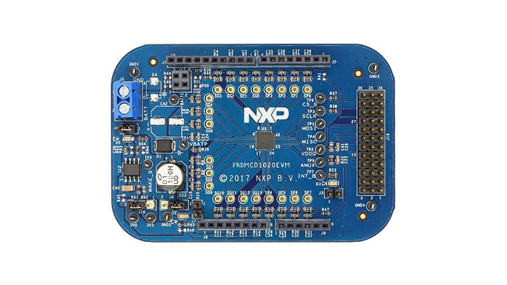 Evaluation Board for CD1020 - 22-Channel Switch Detection Interface thumbnail