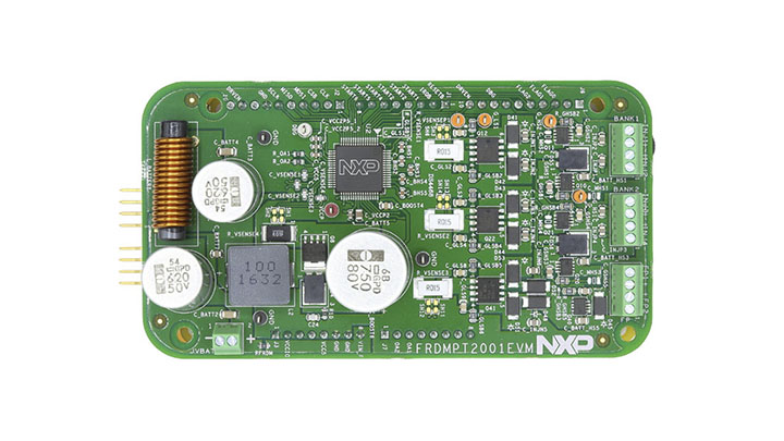 PT2001  Evaluation Board thumbnail