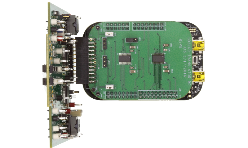 Half-Bridge evaluation board for GD3100 thumbnail