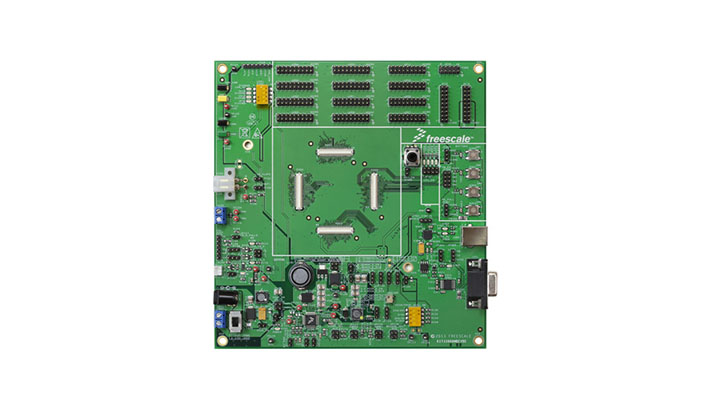 Evaluation motherboard - MC33908, Safe DC/DC <= 1.5 A thumbnail
