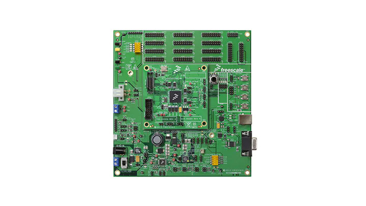 Evaluation system for MPC5643L and MC33908 SBC thumbnail