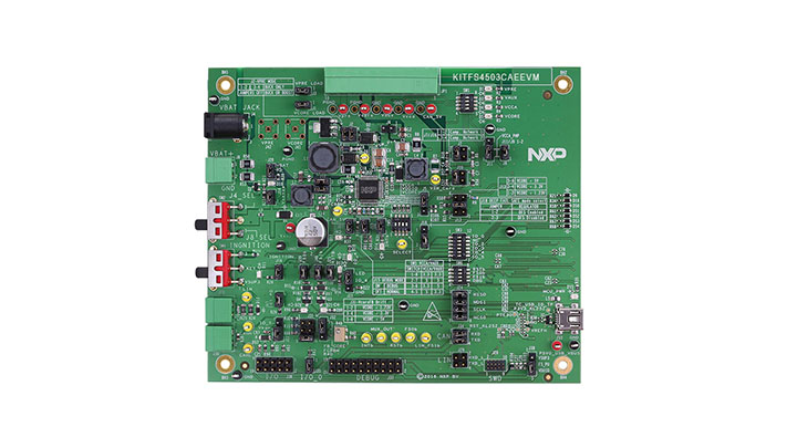 FS4503, System Basis Chip, Linear 0.5A Vcore, FS1b, LDT, CAN thumbnail