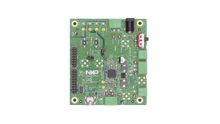 FS84/FS85/FS66 12 V Safety SBC Evaluation Board for Automotive thumbnail