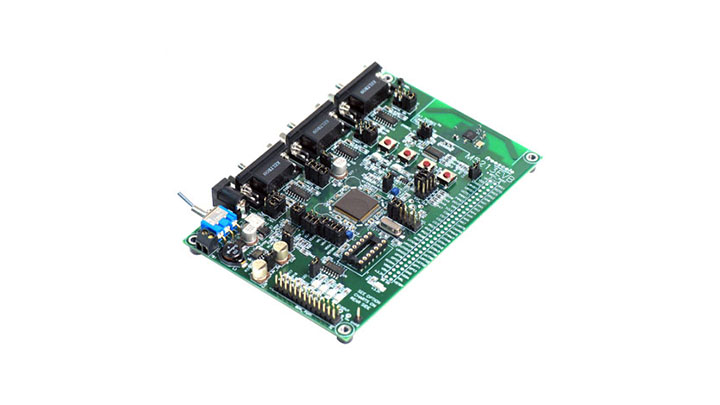 MCF5213 Evaluation Board thumbnail