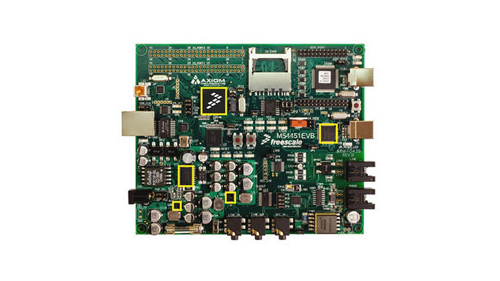 MCF5445x Low Cost Evaluation Board thumbnail