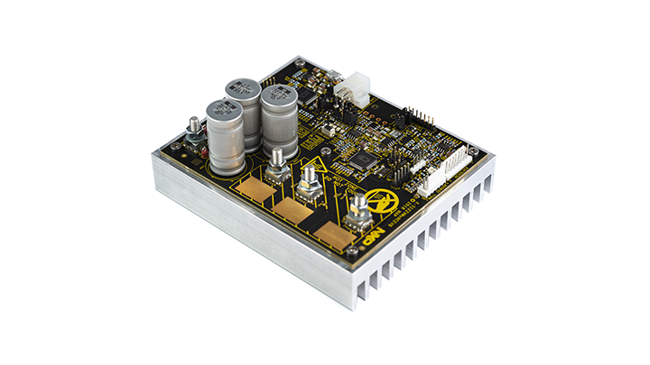 S12ZVM Evaluation Board for high-current BLDC and PMSM motor control thumbnail