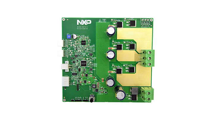 S32K142 Development Board for BLDC/PMSM Motor Control thumbnail