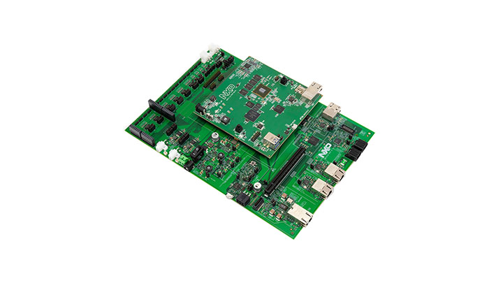 MPC-LS Evaluation Board for Vehicle Network Processing thumbnail