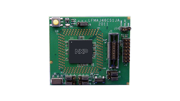 Development board adapters for MPC5646C family MCU's. thumbnail
