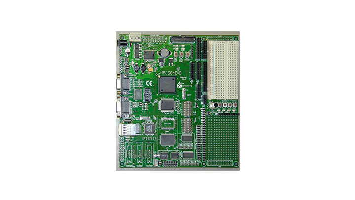 Evaluation Board for MPC561/562/563/564 thumbnail