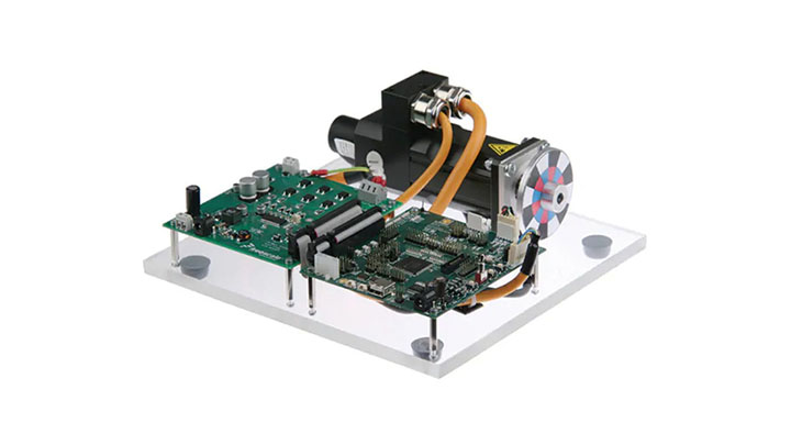 3-phase PMSM Development Kit with NXP MPC5604P MCU thumbnail
