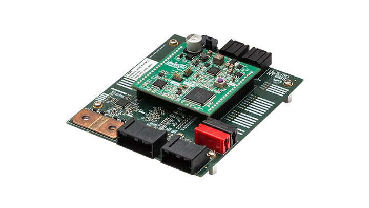 NewTec e-mobility Reference Design targeting ASIL C functional safety BMS thumbnail